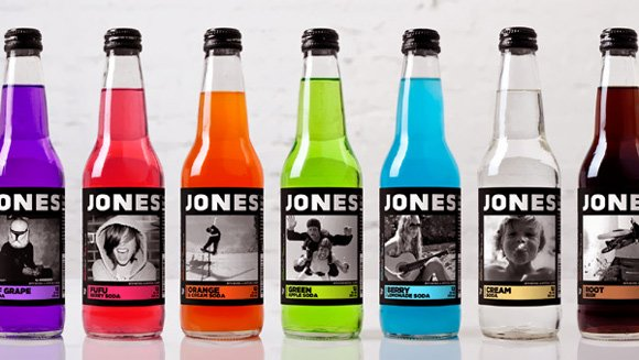 Uncle John's Premium Beverages - Jones Soda