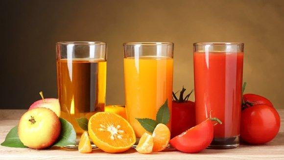 Uncle John's Beverages Menu - Fruit Juice