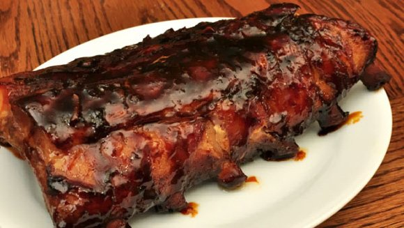 Dinner Specials For Two - BBQ Ribs