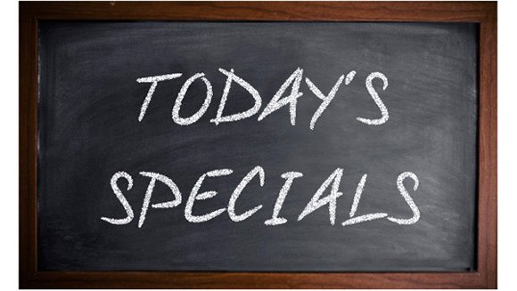 Daily Specials - Uncle John's Pancake House